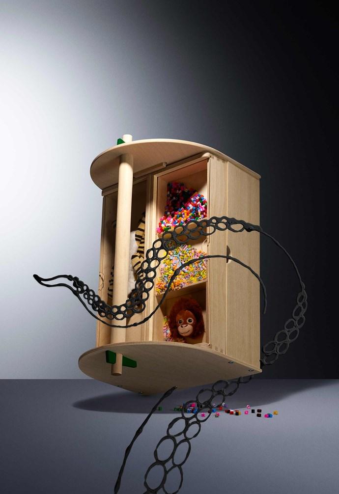 "LUSTIGT arts and crafts storage , $19.99, [IKEA](https://www.ikea.com/au/en/|target=""_blank""|rel=""nofollow"")."