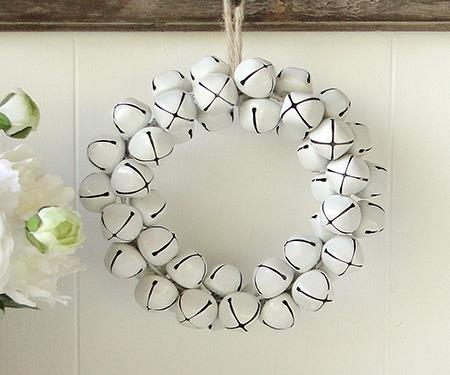 "White Christmas bell wreath (medium), $24.95, from [French Knot](https://www.frenchknot.com.au/products.php?c=&p=1095|target=""_blank""