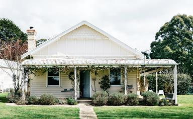 Inside Lynda Gardener's Federation era cottage in Trentham