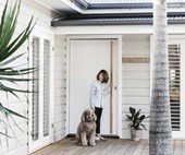 Tour bellaMumma Nikki Yazxhi's stunning renovated weatherboard home