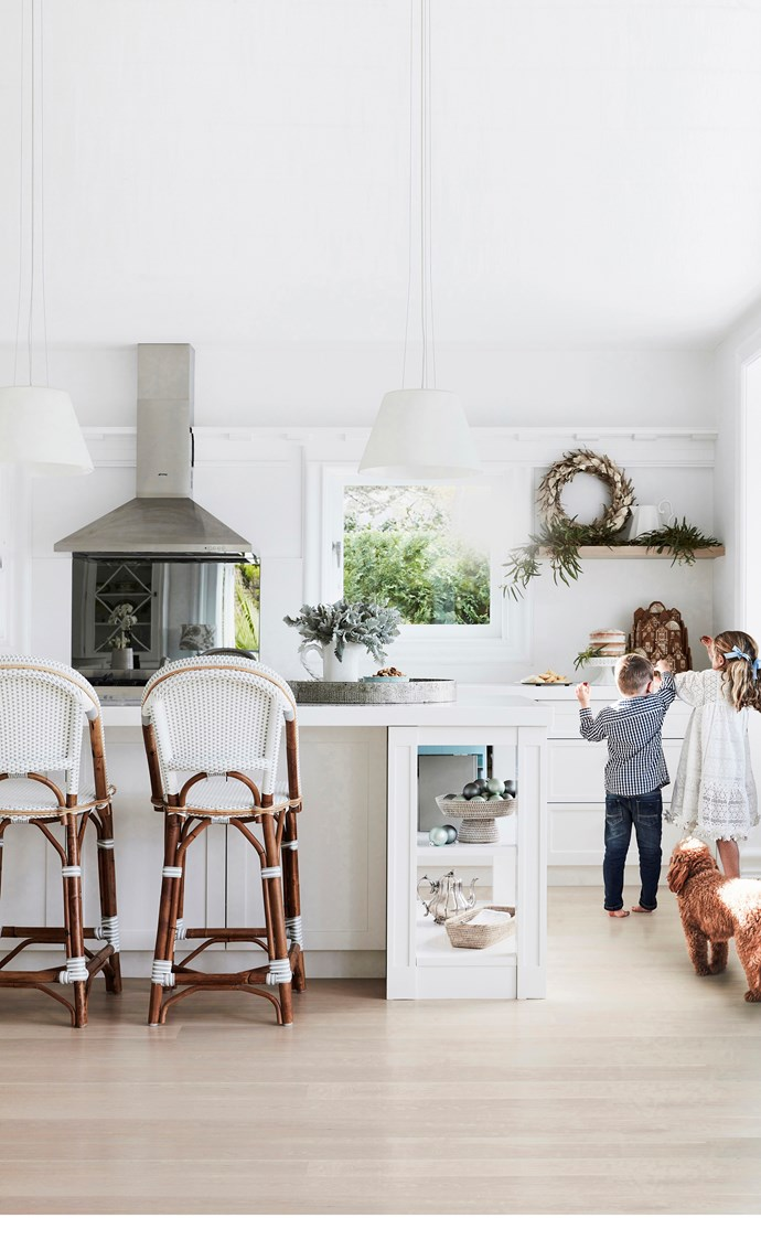 """Relocating the kitchen was pivotal to the renovation; it's now Judy's favourite room. Designed by [The Kitchen Maker](https://thekitchenmaker.com.au/