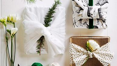 Eco Christmas gift ideas and decor that won't cost the earth