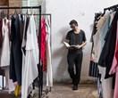 Inside fashion designer Akira Isogawa's Sydney studio