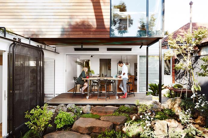 Don't let mozzies stop you from enjoying indoor-outdoor living, synonymous with Australian homes. Photo: Annette O'Brien / *bauersyndication.com.au*