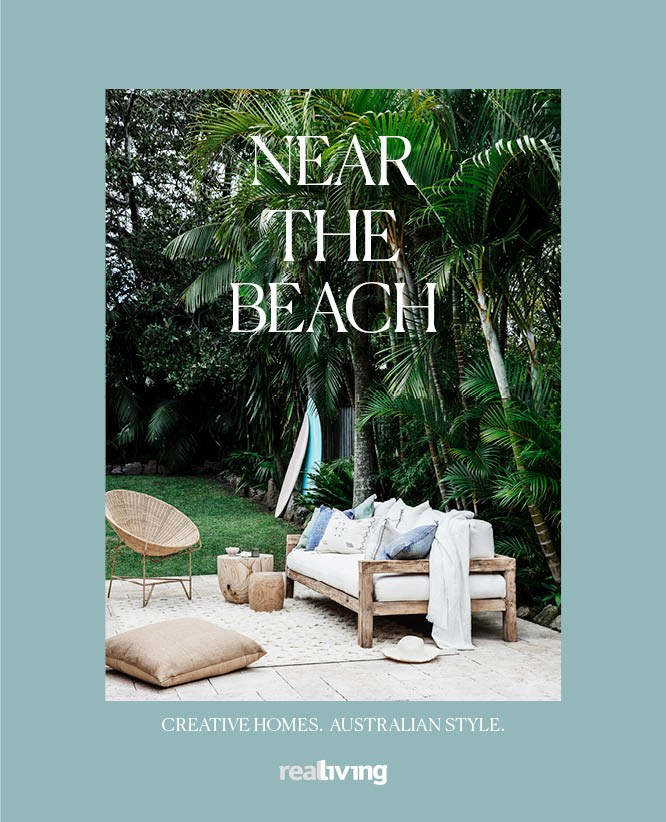 """To see more beautiful coastal homes like this, treat yourself to our new coffee table book [*Near The Beach*,  $59.95, Magshop](https://www.magshop.com.au/real-living-near-the-beach