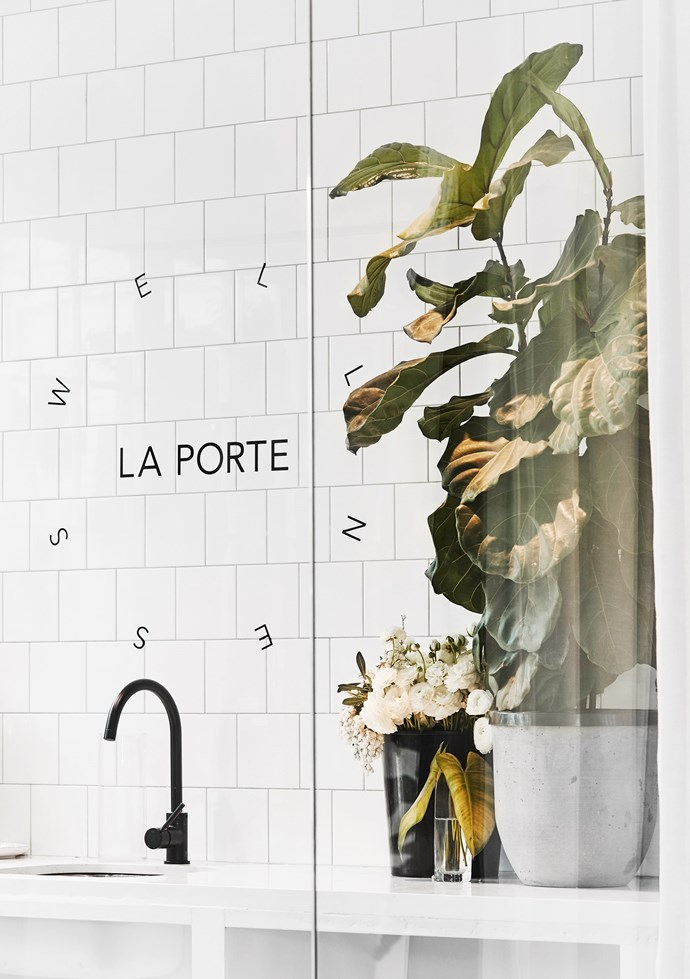 La Porte's new wellness facilities.