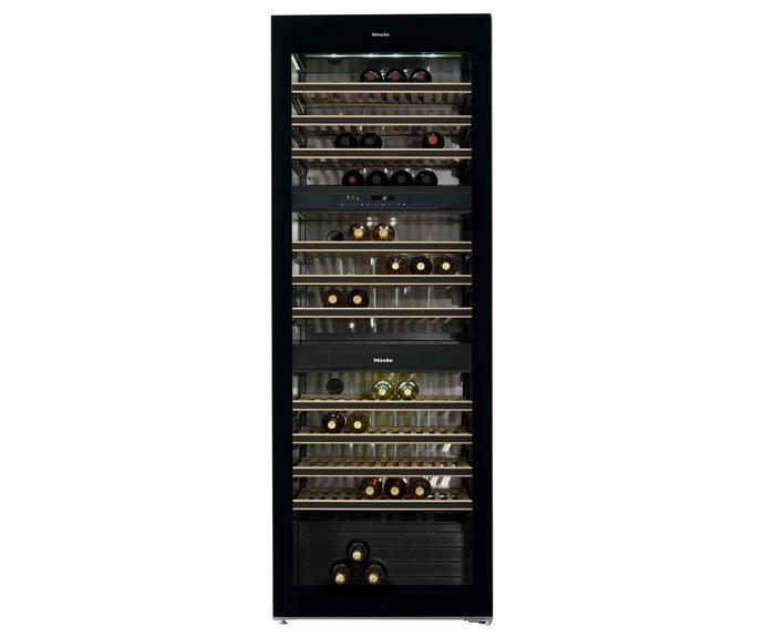 "**Miele freestanding wine conditioning unit (178 bottles)**, $8999, [Miele](https://www.miele.com.au/|target=""_blank""