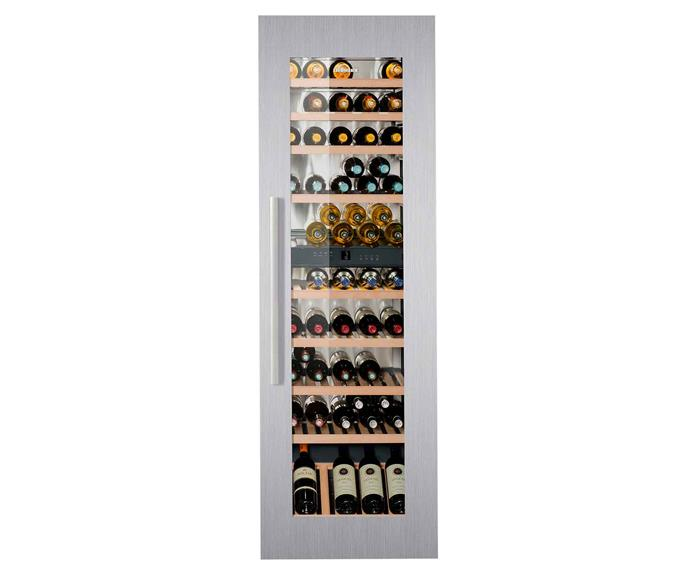 "**Liebherr Vinidor Dual Zone built-in wine cellar (80 bottles)**, $6999, [Liebherr](https://www.liebherr.com/en/deu/about-liebherr/liebherr-worldwide/australia/liebherr-in-australia.html?referrer=www.liebherr.com.au|target=""_blank""