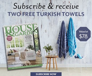 Subscribe to Australian House & Garden