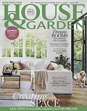 Australian House and Garden magazine cover
