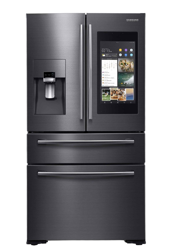 """**Samsung Family Hub French Door Smart Refrigerator (651L)**, $4398, [Harvey Norman](https://www.harveynorman.com.au/