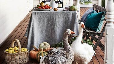 The idyllic farm of acclaimed chef Annie Smithers