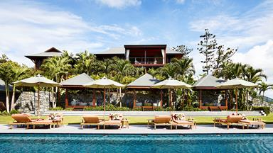 A luxe Hamilton Island holiday home by Greg Natale