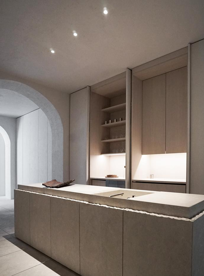 "Italian designer Henry Timi is a minimalist, as evidenced by his luxurious home in [Milan](https://www.homestolove.com.au/milan-design-week-2018-6553|target=""_blank"") which boasts natural materials and [monochromatic](https://www.homestolove.com.au/how-to-master-a-monochrome-decor-scheme-5867