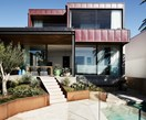 Contemporary renovation of 100-year-old coastal home in Sydney's Bronte