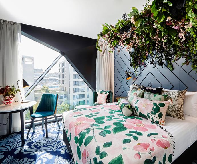 12 luxury hotel rooms with impeccable style