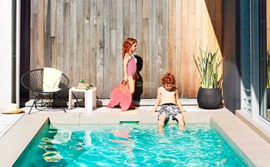 Everything you need to know about plunge pools