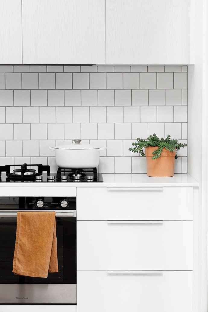 Keep benches clean and clutter-free to keep your kitchen look tidy. *Photo:* Martina Gemmola / *bauersyndication.com.au*