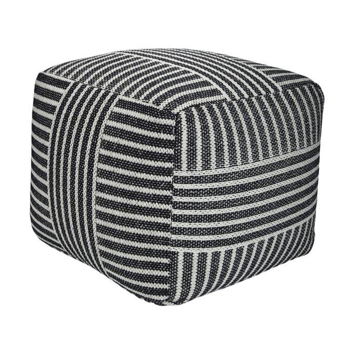 "[Woven ottoman](https://www.kmart.com.au/product/woven-ottoman/2335311|target=""_blank""|rel=""nofollow""), $29."