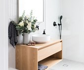 How to make your old bathroom look brand new (without renovating)