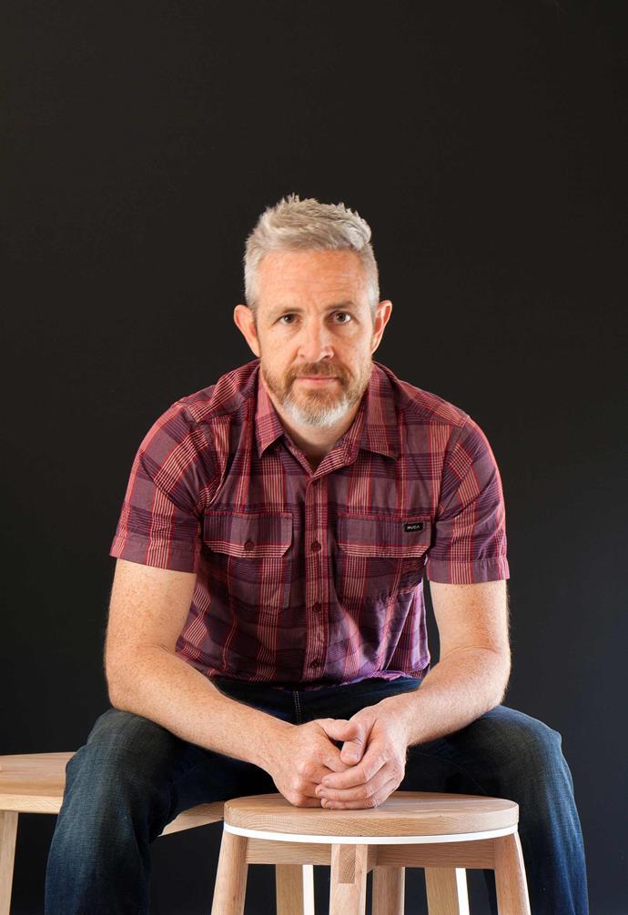 **Jason Stancombe** Victorian designer Jason Stancombe began his design practice in 2014.