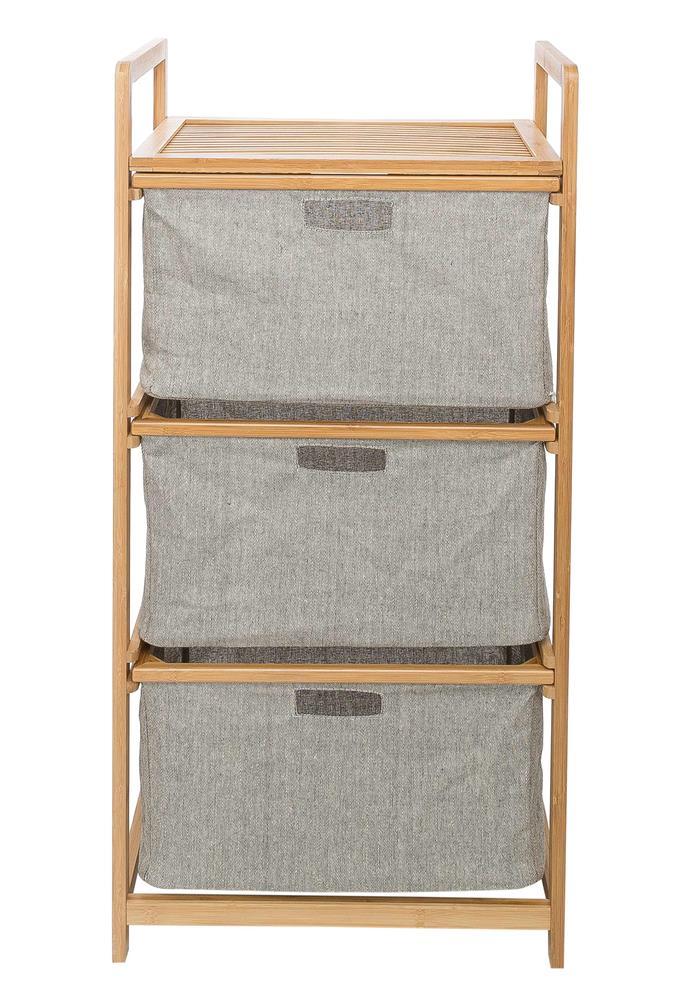 "**Hanging & Folding** 'Nipono' storage unit, $99, [Freedom](https://www.freedom.com.au/|target=""_Blank""|rel=""nofollow"")."