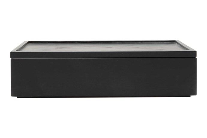 "**Jewellery storage** 'Dexta' storage box, $79.95, [Country Road](https://www.countryroad.com.au/ target=""_blank"" rel=""nofollow"")."