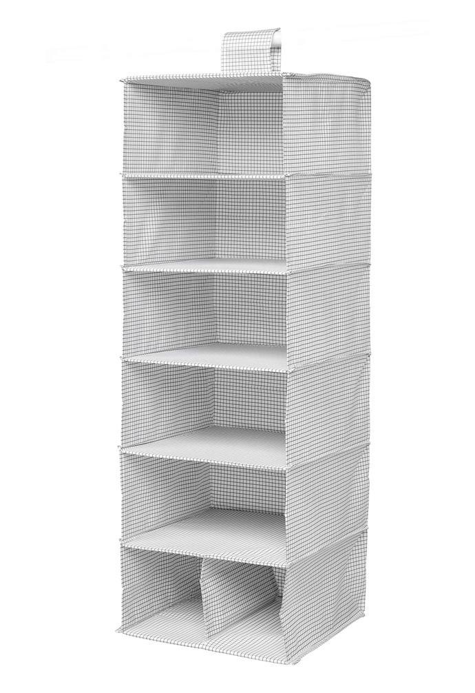 "**Hanging & Folding** 'Stuk' hanging storage, $14.99, [IKEA](https://www.ikea.com/au/en/|target=""_blank""|rel=""nofollow"")."
