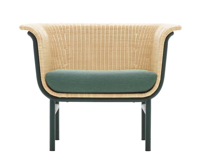"Vincent Sheppard 'Wicked' lounge chair, $1845, [Cotswold InOut Furniture](https://cotswoldfurniture.com.au/en|target=""_blank""