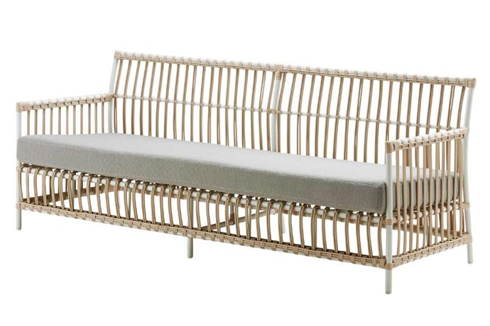 "Sika Design 'Caroline' sofa, from $2320, [Domo](https://www.domo.com.au/|target=""_blank""|rel=""nofollow"")."