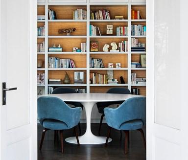 10 beautiful bookshelves