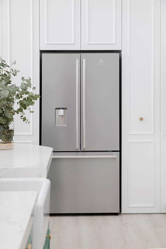 """Integrated fridges may be on-trend, but ensuring your chosen appliances fit snugly into the design of the kitchen will also help to achieve a modern, streamlined look. *Image courtesy of [Electrolux](https://www.electrolux.com.au/
