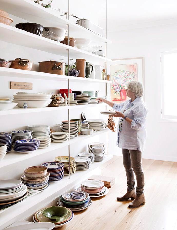 Utilising colourful homewares makes it easier to switch up your theme when you're ready for a change. *Chris Warnes / bauersyndication.com.au*