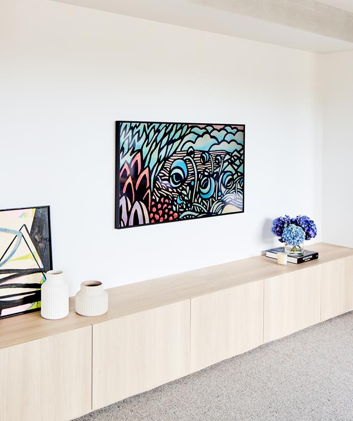 TV or artwork? The Frame TV proves it is possible to meld technology and design in the home.