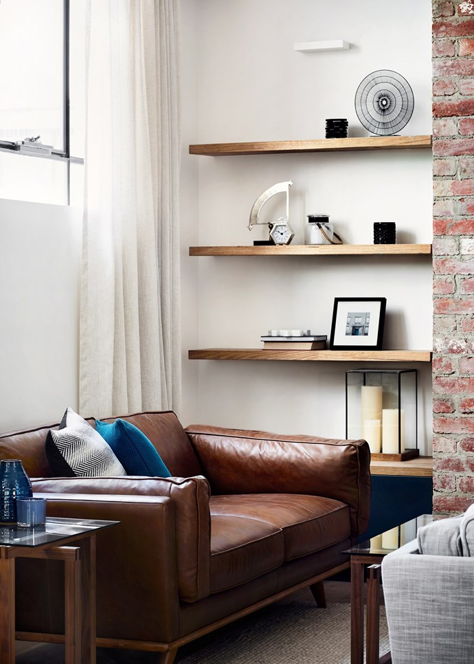 Smart technology should sit quietly in a space without conflicting with your decor. *Photo:* Tess Kelly / *bauersyndication.com.au*