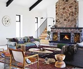 15 modern country home interiors