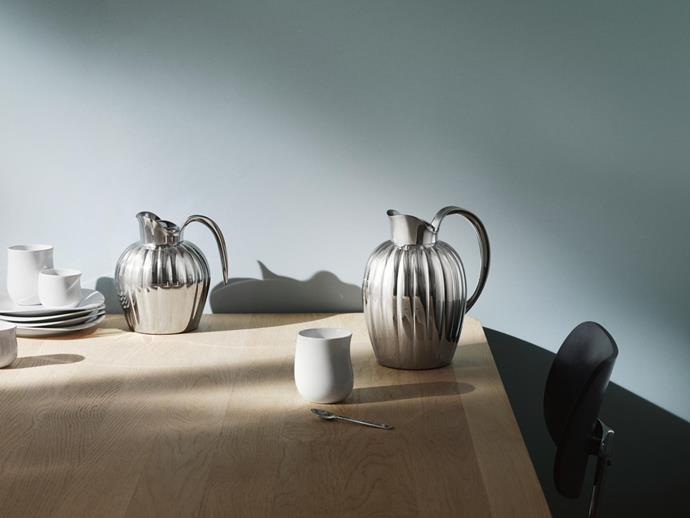'856A pitcher, $10,560, georgjensen.com/au