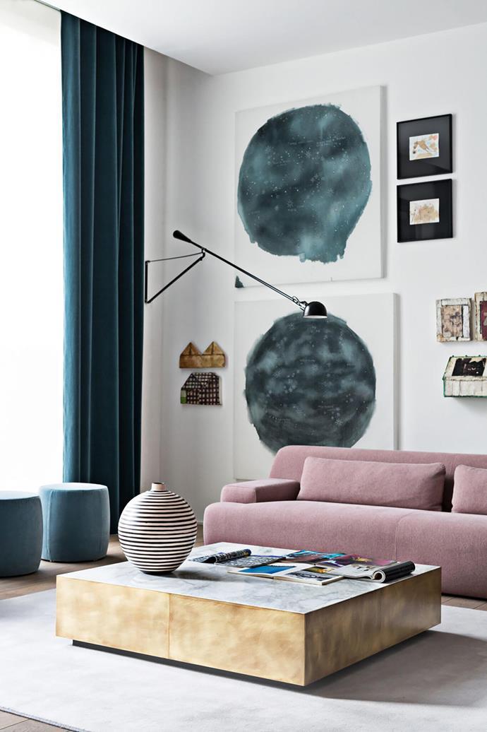 Meridiani 'Norton' sofa, $12,253, studiocavat.com