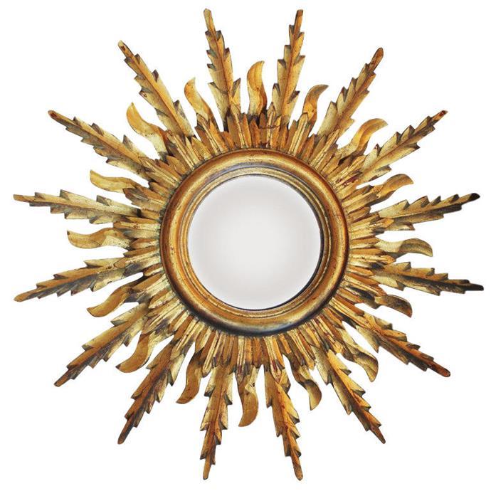 Vintage mirror, $3962, 1stdibs.com.au
