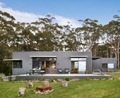 A sustainable family retreat in Victoria