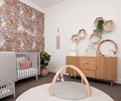 7 simple nursery decorating ideas