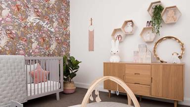 7 simple nursery decorating ideas