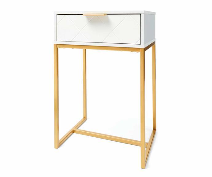 "Timeless side drawer, $35.00, [Kmart](https://www.kmart.com.au/|target=""_blank""|rel=""nofollow"")."
