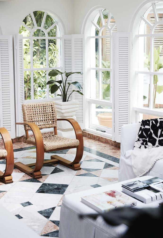 "**Moroccan influence** ""I recently went to Byron Bay and landed in paradise at the Raes On Wategos resort, where I found my heartbeat slow down – but race with interior excitement at the same time. I think Raes' style, which has a gentle [Moroccan influence](https://www.homestolove.com.au/luxe-trend-rocking-moroccan-style-at-home-2067