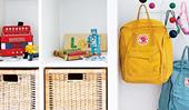 Neat & tidy: how to keep kids organised