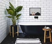 6 classic bathroom colour palette ideas