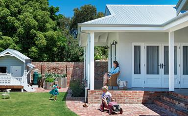 An eco-friendly family home in Perth