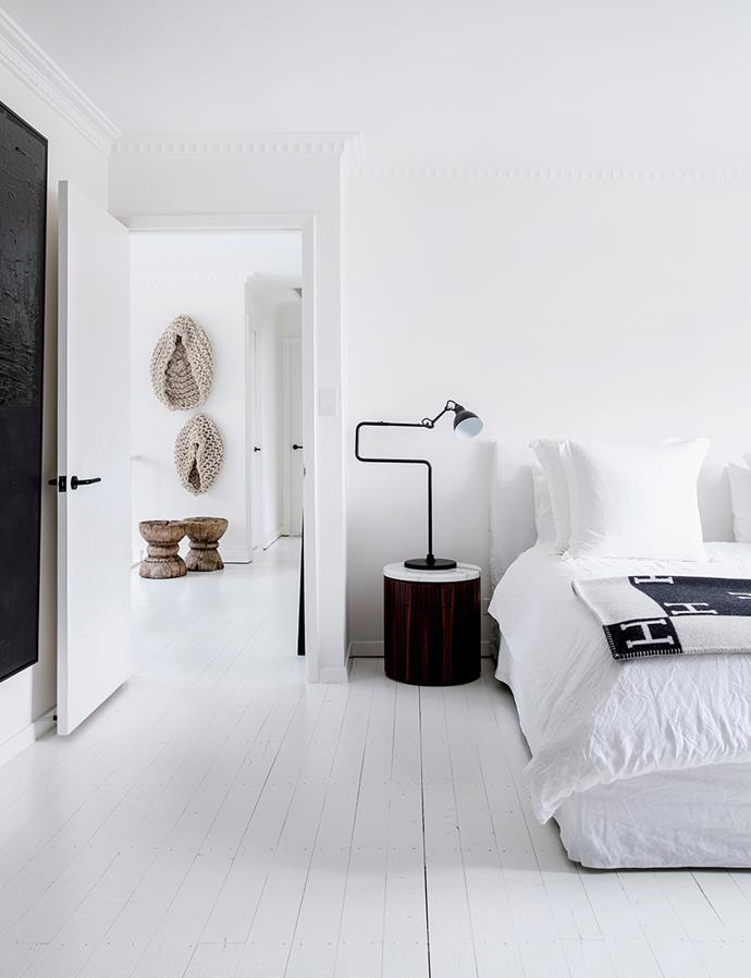 Clean, minimalist spaces allow beautiful pieces to shine. *Photo: Chris Warnes/bauersyndication.com.au*