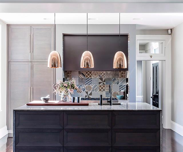 on trend kitchen