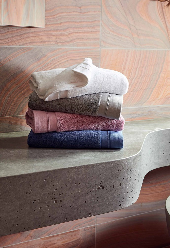 "Supima cotton bath towel, $19 each, [Target](https://www.target.com.au/|target=""_blank""|rel=""nofollow"")."